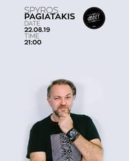 Spyros Pagiatakis at Abbey - Kitchen Bar