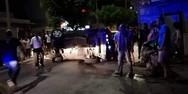Τρία σοβαρά τροχαία σημειώθηκαν στην Κρήτη