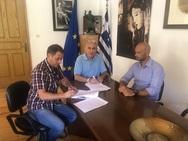 Υπογράφηκε η σύμβαση από το Δήμο Καλαβρύτων για την επισκευή της Στύγας