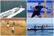 Είστε έτοιμοι; Οι Μεσογειακοί Παράκτιοι Αγώνες φτάνουν στην Πάτρα (video)