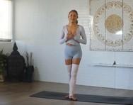 Ασκήσεις που χαρίζουν πόδια μπαλαρίνας (video)