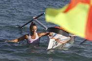 Παράκτιοι Αγώνες Πάτρας - Η πρώτη «αναποδιά», συνέβη στο Rowing Beach Sprint