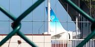 Κυβερνητικό αεροσκάφος του Ιράν προσγειώθηκε στη Γαλλία