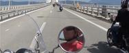 Μηχανόβιοι και ταξιδιώτες πέρασαν από την Πάτρα - Δείτε βίντεο