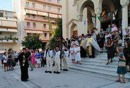 Πάτρα: OΠανηπειρωτικός Σύλλογος στις θρησκευτικές εκδηλώσεις του Ι.Ν. Αγίου Διονυσίου (φωτο)