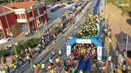 Ξεπέρασε τις 1000 συμμετοχές ο 8ος Ημιμαραθώνιος της Χίου (pics+video)