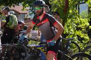 Στο βάθρο ο Νίκος Ανδρεόπουλος στον αγώνα της Άνω Χώρας στην Ναυπακτία