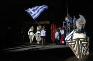 Αγγελική Ανδριοπούλου: 'Τα συναισθήματα μου κορυφώθηκαν στη διάρκεια της παρέλασης'