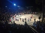 Αιγιάλεια: Στο υπαίθριο θέατρο «Γεώργιος Παππάς» η λήξη των Οινοξενείων