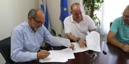 Δυτική Ελλάδα: Βελτιώνεται η οδική πρόσβαση προς Βιομηχανική Περιοχή και ΧΥΤΑ Φλόκα