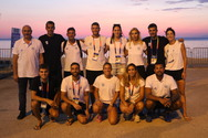 Η ελληνική αφρόκρεμα του Beach Volley στους Παράκτιους της Πάτρας