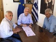 Υπεγράφη η σύμβαση για την ανάπλαση του ιστορικού κέντρου Καλαβρύτων