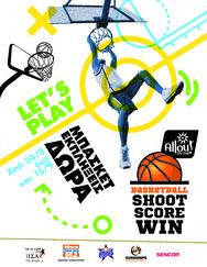 Η Γιορτή του Basket στο Allou! Fun Park