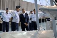 Επίσκεψη ΥΦΕΘΑ Αλκιβιάδη Στεφανή στη Διοίκηση Αεροπορικής Εκπαίδευσης