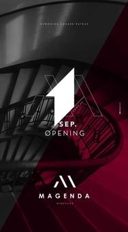 Opening at Magenda