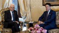 Ιταλία: Ο Κόντε αποδέχθηκε την εντολή σχηματισμού κυβέρνησης