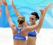 Beach Volleyball: Βάσω και Βίκυ, για το χατίρι των παλιών καλών καιρών