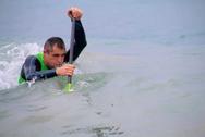 Άθλημα επίδειξης των ΙΙ Μεσογειακών Παράκτιων το Aquawalking