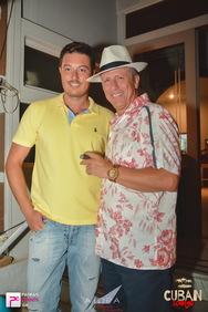 Cuban Lounge Nights at Αιώρα 28-08-19