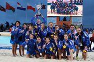 Το έπος της εθνικής ομάδας beach handball που κορυφώθηκε στην Πάτρα (pics)