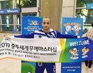 Νίκη για τον Πατρινό Δήμο Ασημακόπουλο στην μακρινή Νότια Κορέα