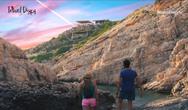 Κορακονήσι: Ο απόκρημνος «παράδεισος» που περιμένει να τον ανακαλύψεις! (video)