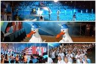 Παράκτιοι Μεσογειακοί Αγώνες - Η μεγάλη γιορτή της Πάτρας φθάνει στο τέλος της!
