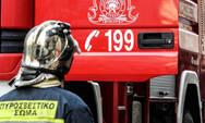Αχαΐα: Ξέσπασε πυρκαγιά στον ΧΥΤΑ Φλόκα