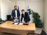 Δυτική Ελλάδα: Oρκίστηκε ο Περιφερειακός σύμβουλός Βασίλης Γιαννόπουλος