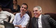 Ο Χρήστος Τεντόμας νέος πρόεδρος του δημοτικού συμβουλίου της Αθήνας