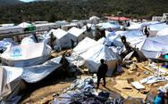 Μυτιλήνη: Αναχωρούν τη Δευτέρα 1.500 αιτούντες άσυλο