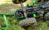 Μαγνησία: Αγρότης καταπλακώθηκε από το τρακτέρ του