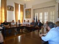 Πελετίδης: 'Θα επιμείνουμε για την ανάπλαση του χώρου του πρώην κολυμβητηρίου της Αγυιάς'