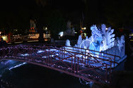 Πάτρα: Ετοιμάζει το δικό του Χριστουγεννιάτικο χωριό ο Εμπορικός Σύλλογος