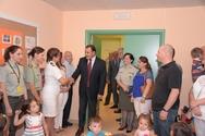 Ο Νίκος Παναγιωτόπουλος παρέστη στην Τελετή Αγιασμού του Βρεφονηπιακού Σταθμού στο Στρατόπεδο Παπάγου