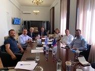 Συνάντηση με κυβερνητικούς βουλευτές Αχαΐας είχε η Διοίκηση του Επιμελητηρίου