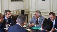 Μείωση φόρων σε παραγωγή και εργασία ζήτησε ο ΣΕΒ από τον Μητσοτάκη