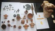 Τρίκαλα: Αρχαιοκάπηλος έκανε το σπίτι του μουσείο