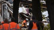 Έκρηξη στο Βέλγιο - Καταστράφηκαν σπίτια (φωτο)