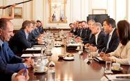Νεκτάριος Φαρμάκης: 'Διαρκής και συστηματική συνεργασία Κυβέρνησης και Περιφέρειας'