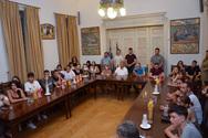 Πάτρα: Πραγματοποιήθηκε τιμητική εκδήλωση για τους μαθητές του Λαϊκού Φροντιστηρίου