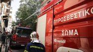 Πάτρα: Φωτιά σε σπίτι στην Περιβόλα