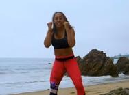 Πώς θα κάψετε λίπος με ασκήσεις κικ μπόξινγκ (video)