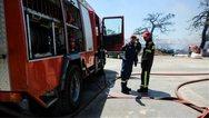 Κρήτη: Αυτοκίνητο «άρπαξε» φωτιά εν κινήσει