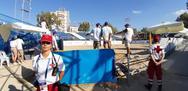 Με πάνω από 80 εθελοντές ο Ελληνικός Ερυθρός Σταυρός της Πάτρας στους Παράκτιους