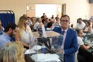 Νίκος Νικολόπουλος: 'Ναι σε όσα μας ενώνουν όχι στα «καπελώματα»'
