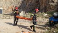 Πιερία: Αγροτικό έπεσε σε χαράδρα - Νεκρός ο οδηγός