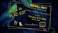 Summer Farewell Salsa Tango Reunion στη Πλαζ
