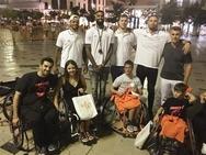 Οι αθλητές του Ήφαιστου έβαλαν τη φλόγα - Μια εκδήλωση γεμάτη από αγάπη και μηνύματα