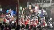 Ελέφαντας σε κατάσταση αμόκ σε παρέλαση στη Σρι Λάνκα (video)